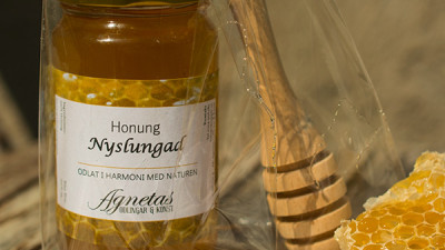 Honung, presentförpackning