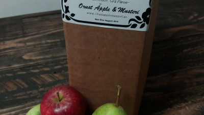 Äpple & Päron Must
