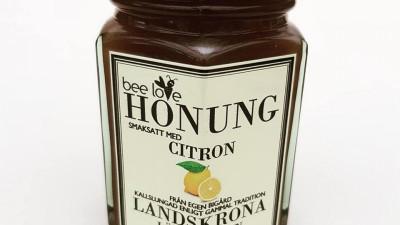 Smaksatt honung - Citron