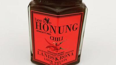 Smaksatt honung - Chili