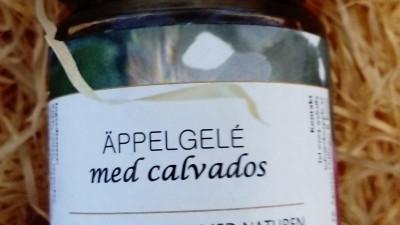Äpplegele med Calvados och Rosépeppar 180 gr
