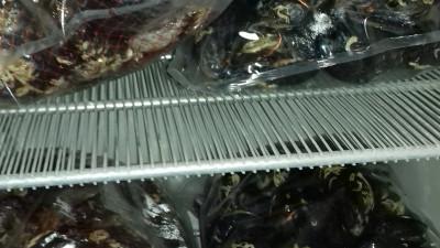Rökta musslor