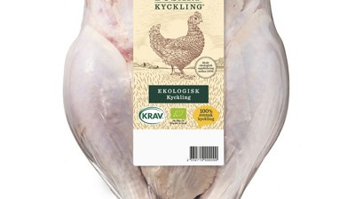 Hel kyckling (KRAV)