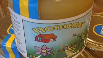 Honung 500g