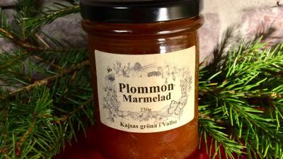 Marmelad-plommon